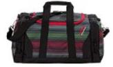 4You Sportbag M Girls Stripes