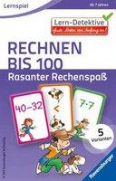 Ravensburger Lern-Detektive: Rechnen bis 100