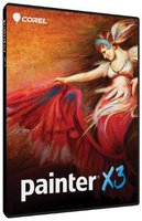 Corel Painter X3 Upgrade (EN) (Win/Mac)