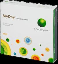 CooperVision MyDay (90 Stk.)