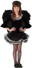 Atosa schwarzer Engel Verkleidung