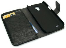 Sandberg Wallet Cover (Samsung Galaxy S4 Mini)