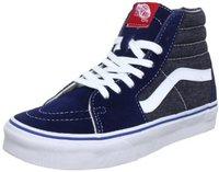 Vans Sk8-Hi suede/denim blue