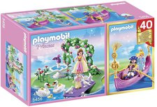 Playmobil Princess - Prinzessinneninsel und Gondel (5456)