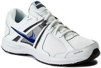 Nike Dart 10 white/hyper blue/dark grey