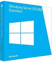 Microsoft Windows Server 2012 Standard R2 (2CPU/2VM) (SB/OEM) (EN)