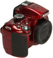 Nikon D5200 Body (rot)