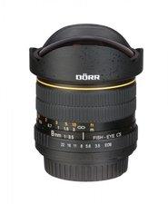 Dörr Fisheye 8mm f3.5 [Canon]