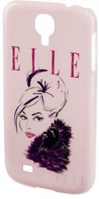 Elle Handy-Cover Lady in Pink (Samsung Galaxy S4)