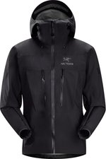 Arcteryx Alpha SV Jacket Men's Black