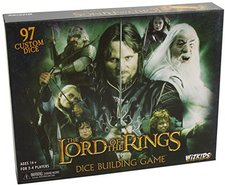 WizKids The Lord of The Rings - Dice Building Game