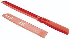 Kuhn Rikon Colori I Brotmesser (rot)