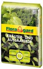flor Kräuter- und Aussaaterde 10 Liter