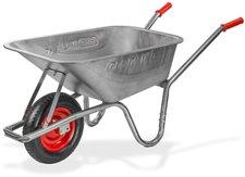 Dema Metall-Schubkarre verzinkt 100 Liter