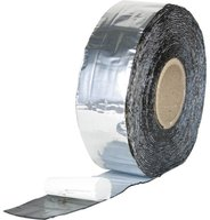 Beko Bitumen-Universaldichtband 10m x 50mm, alu-blank (262 4 50)