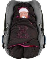 ByBUM Winter-Einschlagdecke Universal für Babyschale