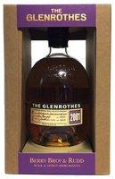 Glenrothes Vintage 2001 0,7l 43%