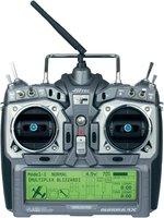 Hitec RCD Fernsteueranlage Aurora 9X mit Maxima 9RX (110168)