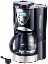 Rosenstein Kaffeemaschine mit Mahlwerk, Timer und LCD-Display