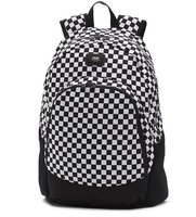 Vans Van Doren Backpack black/white check
