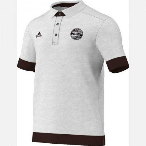 Adidas FC Bayern München Authentic Polo-Shirt