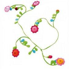 Haba Stoffgirlande Blumenlaube