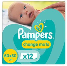 Pampers Wickelunterlage Change Mats