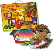Folia Bastelpapier-Koffer Herbst/Weihnachten - 110-teilig