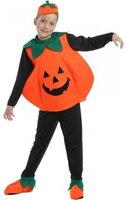 Widmann Kinderkostüm Kürbis Halloween