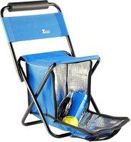 XCase Mini-Klappstuhl mit Kühltasche