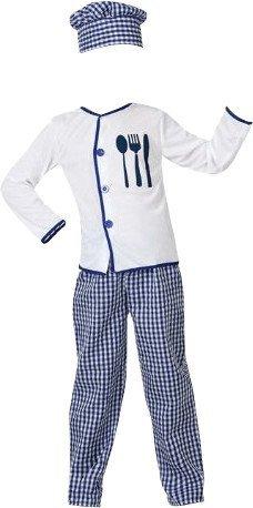 Atosa Verkleidung Koch Jungen