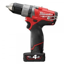 Milwaukee M12 CDD (2 x 4,0 Ah)