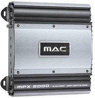 Mac Audio MPX 2000