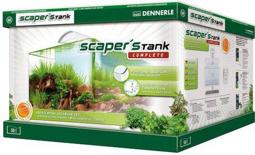 DENNERLE Scaper's Tank Complete (50 L)