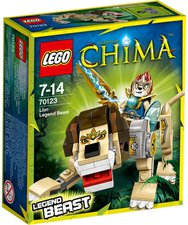 LEGO Legends of Chima - Löwe Legend Beast (70123)
