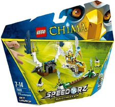 LEGO Legends of Chima - Wolkensprung (70139)