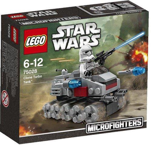 LEGO Star Wars Clone Turbo Tank (75028)
