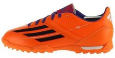 Adidas F10 TRX TF J solar zest/blast purple/black