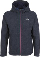 The North Face Men's Zermatt Full Zip Jacket Cosmic Blue Heather