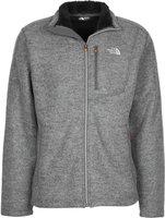 The North Face Men's Zermatt Full Zip Jacket Heather Grey