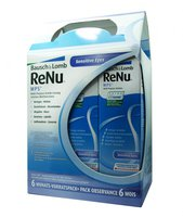 Bausch & Lomb ReNu MPS Sensitive Eyes 6-Monats-Pack (6 x 240 ml)