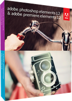 Adobe Photoshop Elements 12 + Premiere Elements 12 Upgrade (EN) (Win/Mac)