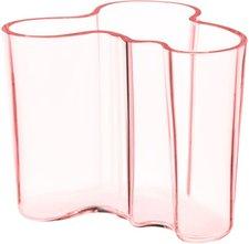 iittala Alvar Aalto Vase (120 mm) lachsrosa