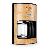 Klarstein Bamboo Garden Kaffeemaschine