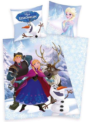 Disney Die Eiskönigin (80 x 80 + 135 x 200 cm)