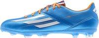 Adidas F10 TRX FG solar blue/solar zest/running white