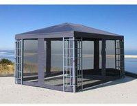 Grasekamp Aluoptik Pavillon Seitenteile 3 x 4 m