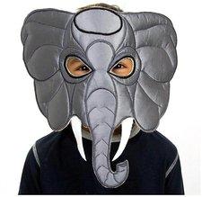 Lucy Locket Maske Elefant