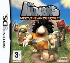 The Humans - Abenteuer mit den Höhlenmenschen (DS)