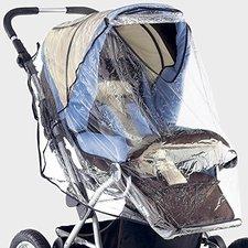 Baby-Plus Regenverdeck Universal mit Klappe für Buggy